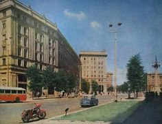 Marszałkowska, 1960