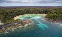 THE BEST SPOTS FOR BEACH CAMPING IN NSW - Honeymoon Bay