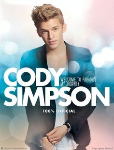 Browse Inside Cody Simpson: Welcome to Paradise: My Journey by Cody Simpson