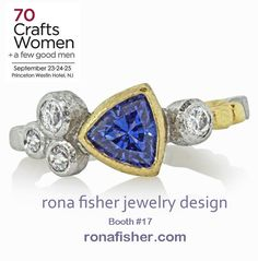 Rona Fisher Jewelry heading to Princeton NJ for new show 70 Crafts Women + a few good men  New Show for Rona this Weekend in Princeton, NJ.The 70 Crafts Women + a few good men will open this Friday at the Westin of Forrestal Village.  Preview some of the new jewelry Rona will have at her booth http://ronafisher.com/collections/new-pieces.html  #bridaljewelry #popupshop #ronafisherjewelry #princeton #nj #weddingring #fallwedding #weddingring