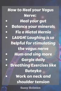 Health And Nutrition, Health And Wellness, Health Heal, Health Tips, Nursing School Tips, Ob Nursing, Nursing Schools, Vagus Nerve Stimulator, Exercises