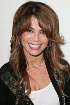 """Paula Abdul..""""I've never been drunk in my life.I don't use recreational drugs."""""""