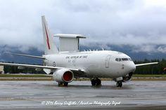 Boeing E-7A (B-737-7ES) Wedgetail AEWC Royal Australian Air Force A30-004 2 Sqn RAAF Base Williamtown