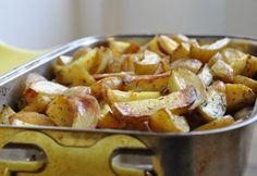 Timian-kartofler   Vild Med Mad