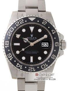 ロレックス GMTマスターII スーパーコピー116710LN ブラックベゼル ブラック 商品番号: rolex0331 市場価格: 18370 円 販売価格: 16700 円 在库数: