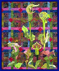 Linda Sexton-Patrick - textile artist