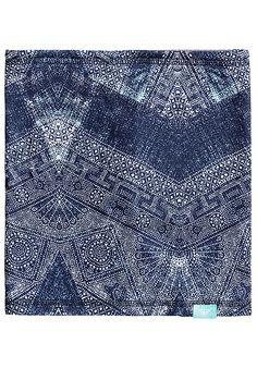 5a5acc894478 Roxy Lana Collar - Cache-col pour Femme - Bleu Tour De Cou, Colliers