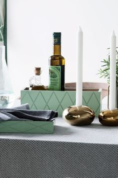 Boîte rectangulaire en bois | H&M