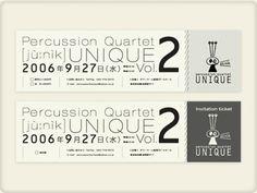 Junreyデザイン : デザイン:チケット - NAVER まとめ