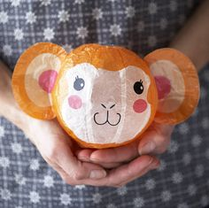 Animal Japanese Paper Balloon  by Petra boase  £3.00    14 customer reviews  In stock  Buy before 11am on 20/12/2012 for UK Christmas delivery*  1.75 mainland UK delivery  UK Delivery only