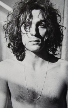 Gorgeous Syd Barrett. From *Hipgnosis Portraits* / by Aubrey Powell