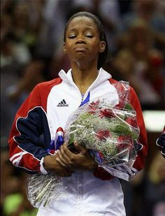 Great win! - Congratulations to Ms. Gabrielle (Gabby) Douglas for being the first African-American woman to win GOLD in the Olympic Gymnastic All-Around! Dreams do come true!!!