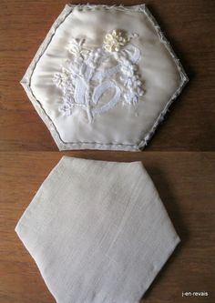 blanc bee quilt et vieilles dentelles