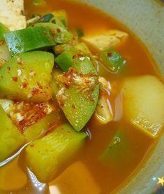 심하게 고소하고 특히 부드러운 밑반찬 ' 진미채볶음 만드는 법' Korean Side Dishes, Korean Food, Food Design, Thai Red Curry, Food And Drink, Cooking Recipes, Ethnic Recipes, Dish, Kitchens