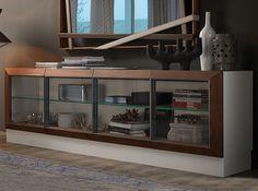 Hilton Sideboard / Showcase By Cattelan Italia   $3,085.00