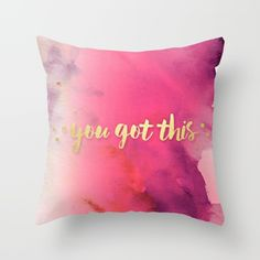 you got this;