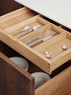 David Thulstrup, Note Design Studio and Muller Van Severen hack IKEA kitchens for Reform