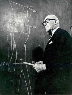 Le Corbusier, 1960