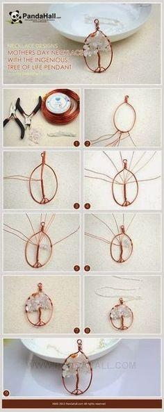 Craft corner of Nana: accessories