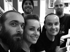 Cheers from the Nox rehearsal studio | MCA
