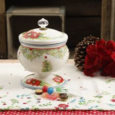 The Pioneer Woman Holiday Cheer 5-Inch Candy Dish