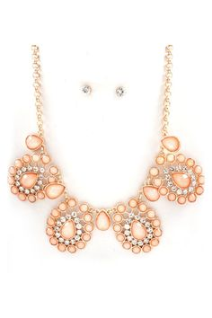 Ella Necklace in Aspen Shimmer