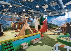 children's museum ceiling - Google Search