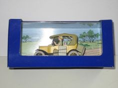 Tintin au Congo véhicule