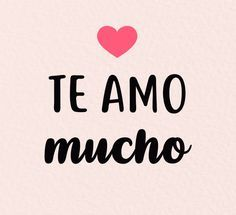 The perfect TeAmo Love Heart Animated GIF for your conversation. Discover and Share the best GIFs on Tenor. Amor Quotes, Love Quotes, Love You So Much, My Love, Frases Love, Love Phrases, Spanish Quotes, Romantic Love, Gifs Amor