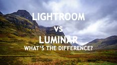 "One question I get asked quite frequently since doing my review of Luminar 2018 is ""What is the difference between Lightroom and Luminar and which is better?""  While Lightroom and Luminar do have some things in common, there are more differences between them than similarities. In blog post and video I'll explain the similarities and differences and show you which features I use and when I use them."