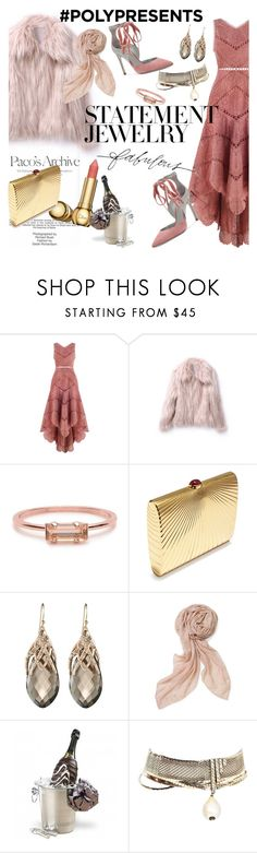 """""""#PolyPresents: Statement Jewelry"""" by clotheshawg ❤ liked on Polyvore featuring Zimmermann, Bing Bang, Industrie, Stella & Dot, Alexis Bittar, Chanel, contestentry and polyPresents"""