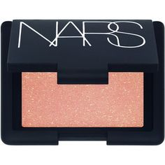 """NARS Orgasm Blush: One Nars Orgasm blush is sold every minute in the U.S.; poppy-pink Desire, another ELLE favorite, is a """"modern take"""" on a color that often feels cutesy, according to makeup pro Ayako Yoshimura. See the 29 other powerhouse products that have been on ELLE's pages for years."""