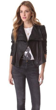 Veda Max Summer Leather Jacket    $915.00