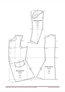 021 Waistcoat 1720-40