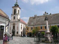 Szentendre, just outside of Budapest