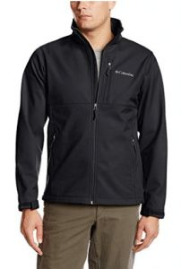Columbia Men's Ascender Softshell Front-Zip Jacket The perfect compromise between blizzard in the forecast and first chill of fall, this multi-functional soft Revival Clothing, Thing 1, Columbia Sportswear, Softshell, Mens Big And Tall, Columbia Jacket, Hooded Jacket, Kids Outfits, Leather Jacket
