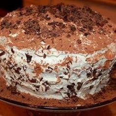Thought I would share,  recipe to make Tiramisu Layer Cake