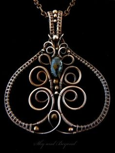 New Beginnings  Celtic Tree of Hope Wire Wrapped by SkyAndBeyond, $48.00