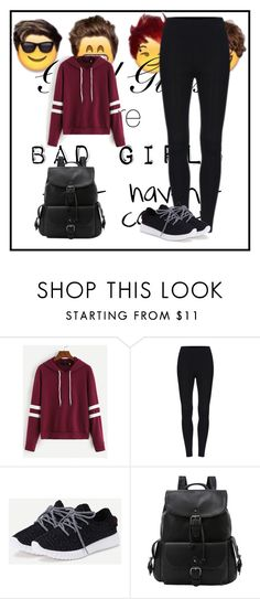 """ROMWE - 3/3"" by thefashion007 ❤ liked on Polyvore"