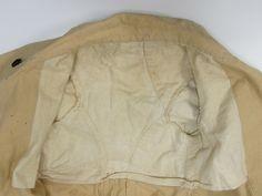 Coat Date: ca. 1790 Culture: European Medium: cotton Dimensions: Length at CB: 59 in. (149.9 cm)