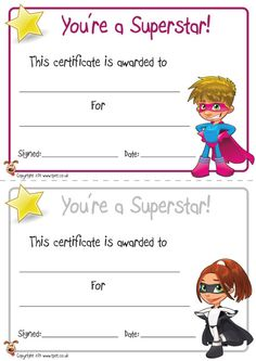 Teacher's Pet - Large Superhero Cut Outs - FREE Classroom Display Resource - EYFS, superheroes, super, hero, heroes Superhero Classroom Theme, Classroom Themes, Ks2 Classroom, Classroom Resources, Superhero Labels, Primary Classroom, Preschool Certificates, Award Certificates, Free Printable Certificate Templates