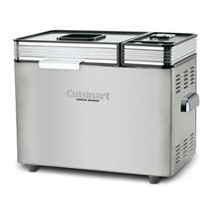Cuisinart CBK-200 2-pound Automatic Convection Bread Maker | Overstock.com Shopping - Great Deals on Cuisinart Specialty Appliances