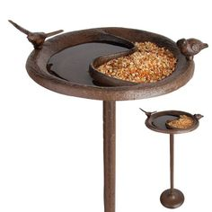Fancy Bird Baths - Bing images