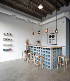Galería de OD Blow Dry Bar / SNKH Architectural Studio - 16