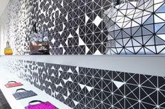 Interactive interior facade Issey Miyake Moment Design Tokyo