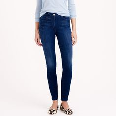 Skinny jeans by J.Crew (made in Los Angeles, CA, USA). Follow my journey to a simpler, greener and happier lifestyle at http://consciousbychloe.com #consciousby