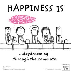 { INFP } daydreaming :) Yes, it used to be the best part of my working day. ;-)