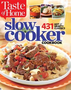 Get over 60 ideas for slow cooker recipes that will work for your family! From main dishes to sides, desserts, and so much more!