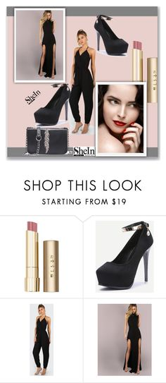 """""""SheIn 7 / VI"""" by selmamehic ❤ liked on Polyvore featuring Stila"""