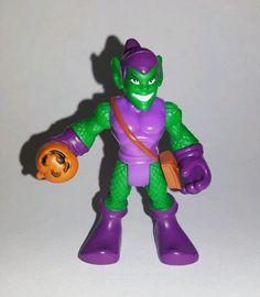 Fisher Price Imaginext Marvel Green Goblin Figure in Toys & Hobbies, Preschool Toys & Pretend Play, Fisher-Price | eBay